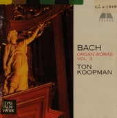 Organ works. Vol. 3