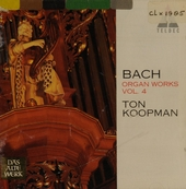 Organ works. Vol. 4