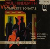 Complete sonatas vol.6. vol.6