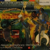 American voices, the African-American Composers' project