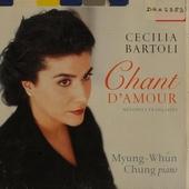 Chant d'amour : mélodies françaises