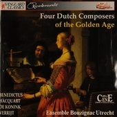 Four Dutch composers of golden age
