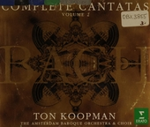 Complete cantatas. Vol. 2