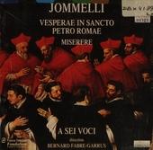 Vesperae in Sancto Petro Romae