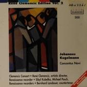 René Clemencic edition vol.2. vol.2