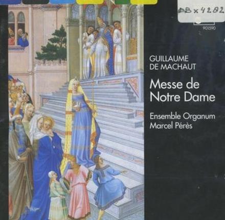 Messe de Notre Dame