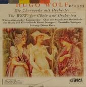 Die Chorwerke mit Orchester