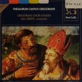 Thesaurum cantus gregoriani
