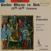 Gothic music in Bohemia 13th - 15th century