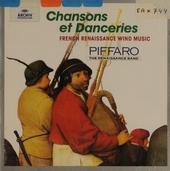 Chansons et danceries : French Renaissance wind music