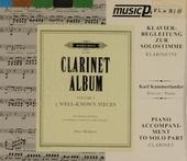 Clarinet album vol.1. vol.1