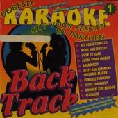 Backtrack : de beste karaoke. vol.1