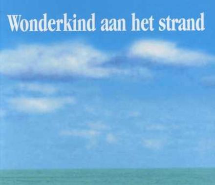 Wonderkind aan het strand