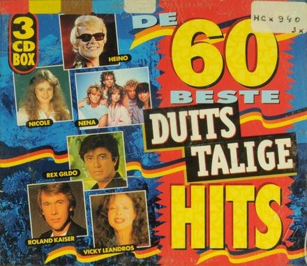 De 60 beste Duitstalige hits