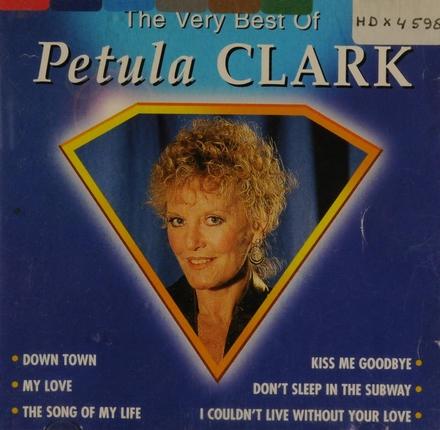 The very best of Petula Clark