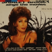 Shirley Bassey sings the movies