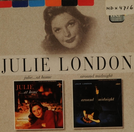 Julie at home ; Around midnight