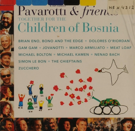 Together for the children of Bosnia