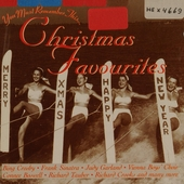 You must remember this... Christmas favourites