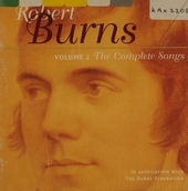 Robert Burns : The complete songs. vol.2