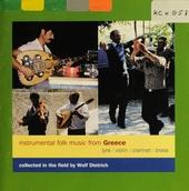 Instrumental folk music from Greece