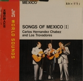 Songs of mexico - 1. vol.1