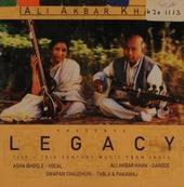 Ali Akbar Khan presents legacy