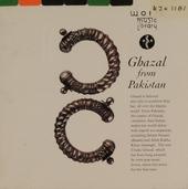 Ghazal from Pakistan