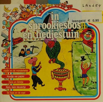In sprookjesbos en liedjestuin. vol.3