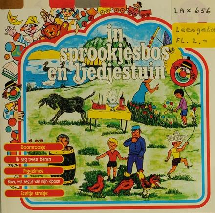 In sprookjesbos en liedjestuin. vol.5