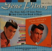 The many sides of Gene Pitney ; Only love can break a heart