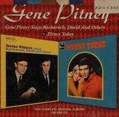 Gene Pitney sings Bacharach, David & others ; Pitney today