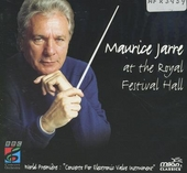 Maurice Jarre at the Royal Festival Hall
