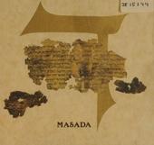 Masada. Vol. 4, Dalet
