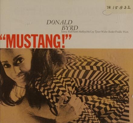 """Mustang!"""