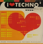 I love techno. vol.2