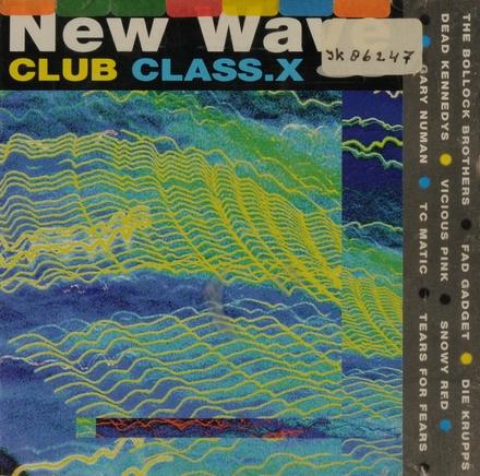 New Wave Club Class.X. Vol. 8