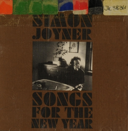 Songs for the new year