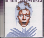 The best of David Bowie : 1969-1974