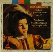 Sinfonie a grande orchestra op.37