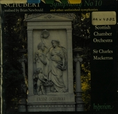 Schubert's Other Unfinished Symphonies