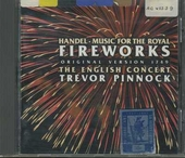 Music for the royal fireworks, HWV.351