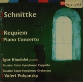 Concerto for piano and strings