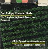 The complete keyboard concertos - volume 4. vol.4