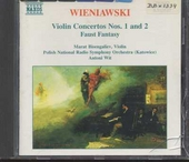 Violin concerto no.1 in f sharp minor, op.14