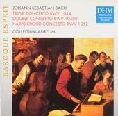 Concertos BWV.1044, 1052 & 1060R