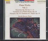 Piano works vol.2. vol.2