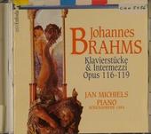 Klavierstücke & Intermezzi opus 116-119