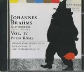 Klavierwerke, Vol.4. vol.4