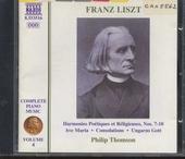 Complete piano music. vol.4